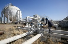 Giá dầu thế giới mất hơn 6% do quan ngại triển vọng kinh tế toàn cầu