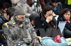 Hàn Quốc giải thể quỹ phụ nữ mua vui do Nhật Bản tài trợ