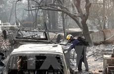 """Mỹ: Cơ bản khống chế """"giặc lửa"""" nhưng số thương vong tiếp tục tăng"""