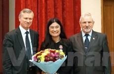 Hội Hữu nghị Nga-Việt không ngừng đóng góp thúc đẩy tình hữu nghị