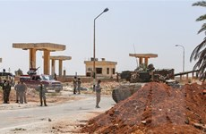 Thổ Nhĩ Kỳ lo ngại việc Mỹ xây trạm quan sát ở biên giới Syria