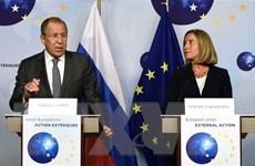 """Nga hy vọng khôi phục quan hệ """"láng giềng tốt"""" với Liên minh châu Âu"""