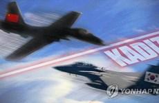 Hàn Quốc tố cáo máy bay Trung Quốc xâm phạm vùng nhận dạng phòng không