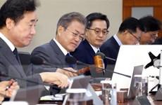 Tỷ lệ ủng hộ Tổng thống Hàn Quốc xuống thấp nhất từ khi nhậm chức