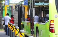 Singapore thử nghiệm dịch vụ xe buýt theo yêu cầu nhằm giảm chi phí