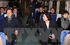 Hai miền Triều Tiên bắt đầu hành trình tái kết nối đường sắt