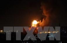 SOHR: Israel không kích nhiều mục tiêu gần thủ đô của Syria