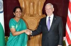 Mỹ-Ấn Độ tái khẳng định mối quan hệ an ninh song phương