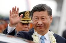Chủ tịch Trung Quốc thăm Bồ Đào Nha nhằm tăng cường quan hệ