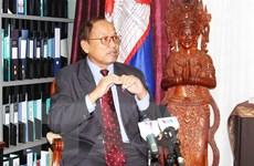 Campuchia khẳng định quan hệ với Việt Nam đang phát triển tốt đẹp
