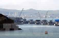 Ukraine: Nga đã mở lại một phần các cảng trên biển Azov
