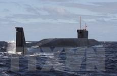 Quân đội Nga tập trận hải quân và tên lửa đất đối không ở Biển Đen