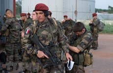 Tổng thống Trump tiếp tục chỉ trích ý tưởng thành lập quân đội châu Âu