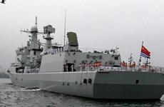 Trung Quốc điều tàu hải quân tới Vịnh Aden hộ tống tàu dân sự