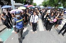 Chính quyền quân sự Thái Lan dỡ bỏ lệnh cấm hoạt động chính trị
