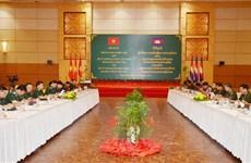 Việt Nam-Campuchia phối hợp phòng chống tội phạm xuyên quốc gia