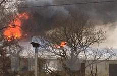 Nga: Hỏa hoạn liên tiếp xảy ra trong một ngày, 6 trẻ em thiệt mạng