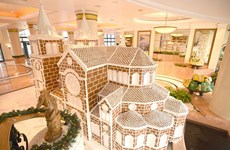 Những địa điểm đón Giáng sinh và Năm mới cực chất