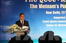 Tỉnh Kiên Giang quảng bá du lịch và mời gọi đầu tư tại Ấn Độ