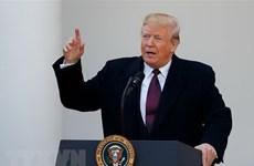 Tổng thống Trump sẽ tham dự Diễn đàn kinh tế thế giới tại Thụy Sĩ