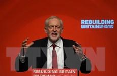 Lãnh đạo Công đảng Anh: Sẽ tái đàm phán Brexit nếu thắng cử