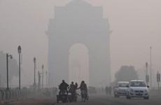 Ô nhiễm không khí tại thủ đô Ấn Độ ở mức tồi tệ nhất trong 2018