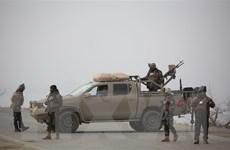 Nhiều tay súng đột nhập khu văn phòng cơ quan chính phủ Afghanistan