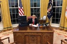 Tổng thống Trump vẫn quyết tâm tổ chức thượng đỉnh Mỹ-Triều lần 2