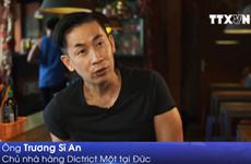 [Video] Hương vị phở Việt tại Đức chinh phục nhiều thực khách