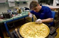 Séc sắp cho ra mắt đồng tiền vàng lớn thứ hai trên thế giới