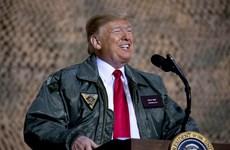 Tổng thống Trump: Mỹ có thể dùng Iraq làm căn cứ để tấn công IS