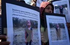 Đứa trẻ người Guatemala thứ 2 tử vong sau khi bị biên phòng Mỹ bắt giữ