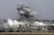 Nga: Israel vi phạm lãnh thổ Syria khi thực hiện các cuộc không kích