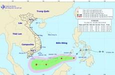 Áp thấp nhiệt đới đi vào Biển Đông, có khả năng mạnh thành bão