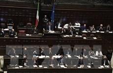 Hạ viện Italy nhất trí về kế hoạch ngân sách 2019 sửa đổi