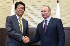 Global Times: Thủ tướng Nhật có thể thăm Nga vào cuối tháng Một