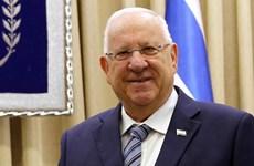 Tổng thống Israel khẳng định coi trọng phát triển quan hệ với Việt Nam