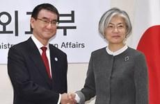 Hàn Quốc-Nhật Bản nhất trí theo đuổi mối quan hệ hướng tới tương lai