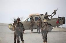 Iran cam kết tiếp tục ủng hộ tiến trình hòa bình của Afghanistan