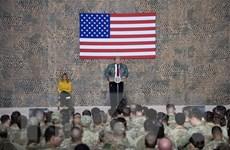 Mỹ đưa nhiều vũ khí hiện đại tới căn cứ không quân tại Iraq