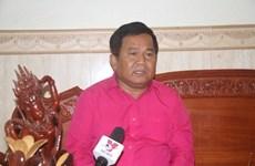 [Video] Nhà báo Khieu Kola trả lời phỏng vấn phóng viên TTXVN