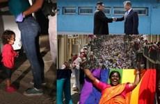 Câu chuyện nào đằng sau những bức ảnh ấn tượng của năm 2018?