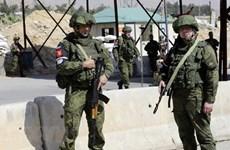 Syria: Quân đội Nga bắt đầu tuần tra khu vực Manbij ở tỉnh Aleppo