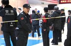 Tấn công bằng dao tại Trung Quốc, 20 học sinh tiểu học bị thương