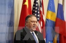 Ngoại trưởng Mỹ: Tổ chức khủng bố IS sẽ không được phép tái hợp