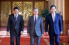 Tổng thống Hàn Quốc Moon Jae-in bổ nhiệm thêm 6 phụ tá mới