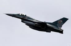 Bulgaria bắt đầu đàm phán mua 8 máy bay chiến đấu F-16 của Mỹ