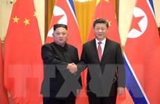 Triều Tiên có sự ủng hộ của Trung Quốc về kế hoạch thượng đỉnh với Mỹ