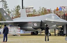 Hàn Quốc sắp tiếp nhận lô máy bay tàng hình F-35A đầu tiên
