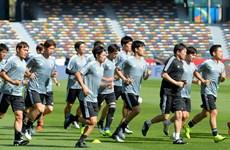 Asian Cup 2019: Trận thử sức ứng viên vô địch Nhật Bản